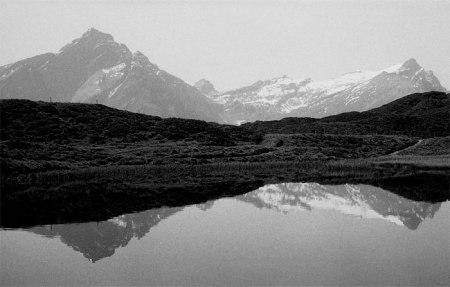 Blick in die Zukunft mit einem Hauch von Nostalgie: schöne Landschaften, sauberes Wasser.
