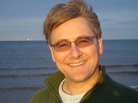 """Callum Roberts ist Meeresbiologe und Professor für Meeresschutz an der University of York in England. © aus """"Der Mensch und das Meer"""", DVA"""