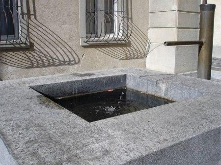 Zur Erinnerung: Sauberes Grundwasser ist eine Voraussetzung für sauberes Trinkwasser, denn 80% unseres Trinkwassers stammen aus dem Grundwasser.