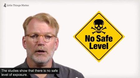 Es gibt für Toxine keinen sicheren Grenzwert.
