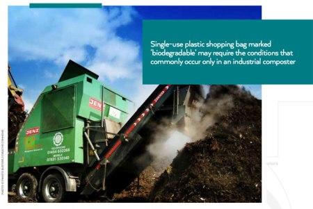 Aus dem Bericht der UNEP: Biodegradable Plastics & Marine Litter, Misconceptions, Concerns and Impacts on Marine Environments, United Nations Environment Programme (UNEP), 2015.