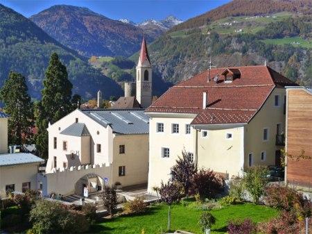 Die Einwohner von Mals im Südtirol wollen in Zukunft ohne Pflanzenschutzmittel leben. Copyright: Johannes Fragner-Unterpertinger.