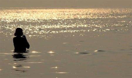 Das grösste Flussreinigungsprojekt der Welt, die Reinigung des Ganges, soll in 10 bis 15 Jahren abgeschlossen sein. Copyright BBC, Shalu Yadav