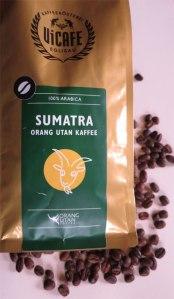 Orang Utan Kaffee eignet sich bestens als Mitbringsel oder Geschenk.