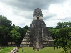 """Warum wurden nach der """"klassischen Periode"""" keine Maya-Tempel mehr gebaut? Copyright: Thomas Oudega"""