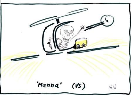 Zum Thema passend nochmals der Cartoon von NaNa.