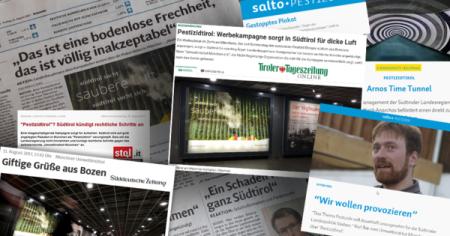 """Das Münchner Umweltinstitut: """"Unsere Provokation ist gelungen."""" Copyright: Umweltinstitut München e.V."""