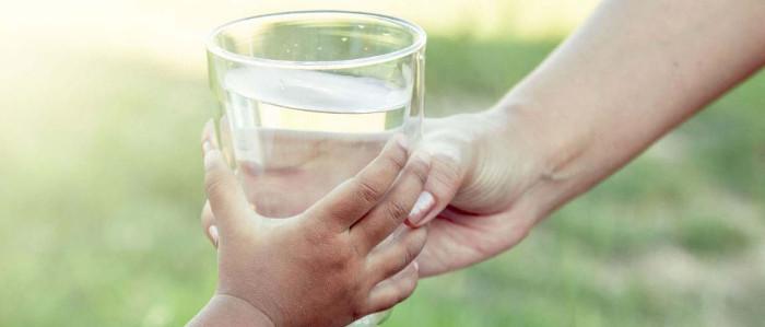 Unser Trinkwasser muss besser geschützt werden. Copyright: SVGW