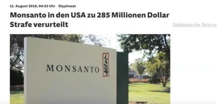 """Aus dem Film """"Wie Monsanto seine Risiken auf Bayer abwälzte"""". Copyright: Gaby Weber."""