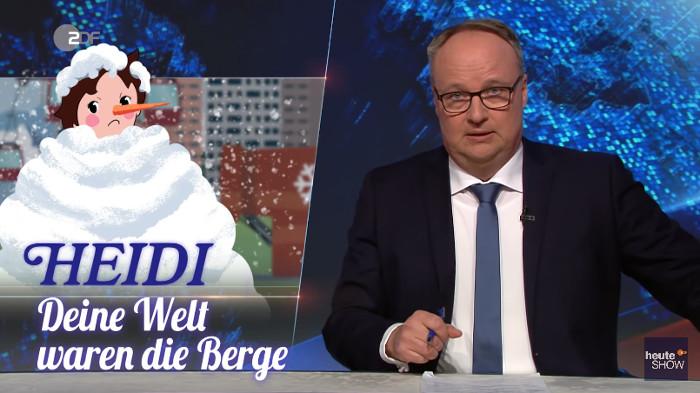 Copyright: ZDF, heute-show