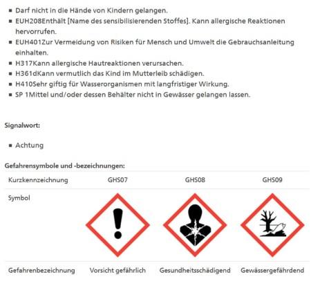 """Gefahrenkennzeichnung eines typischen<a href=""""https://www.psm.admin.ch/de/wirkstoffe/909"""" target=""""_blank"""" rel=""""noopener""""> Mancozeb-Pestizids gemäss Pflanzenschutzmittelverzeichnis</a> des Bundesamts für Landwirtschaft, Stand 26.10.20. Mancozeb ist auch für Luftapplikation bewilligt!!!!"""