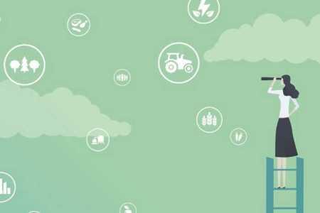 Pestizide in der Landwirtschaft: Notwendiger Pflanzenschutz oder Umwelt- und Gesundheitsgefahr? Diese Fragen diskutierten Vertreterinnen und Vertreter von Fachverbänden, Unternehmen und Verwaltung bei acatech am Dienstag. (© acatech HORIZONTE)