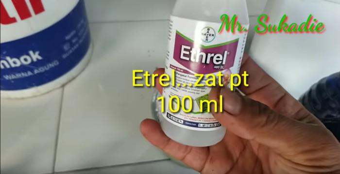 100 ml Etrel, Wachstumsregulator von Bayer