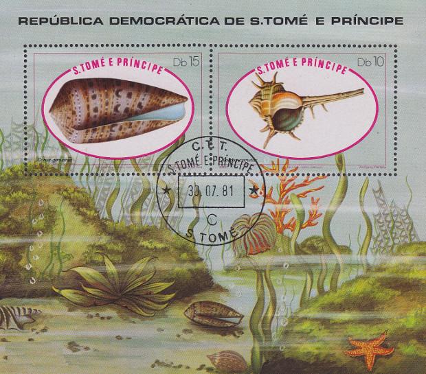 Briefmarke von São Tomé e Príncipe