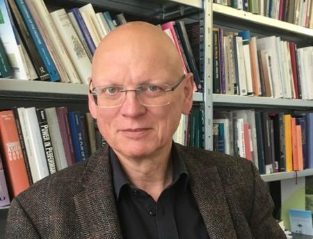 Prof. Heinzpeter Znoj, Direktor Institut für Sozialanthropologie, Universität Bern.