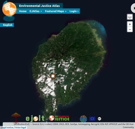 Neue Ausweitung von Palmölplantagen auf der Biodiversitätsinsel São Tomé