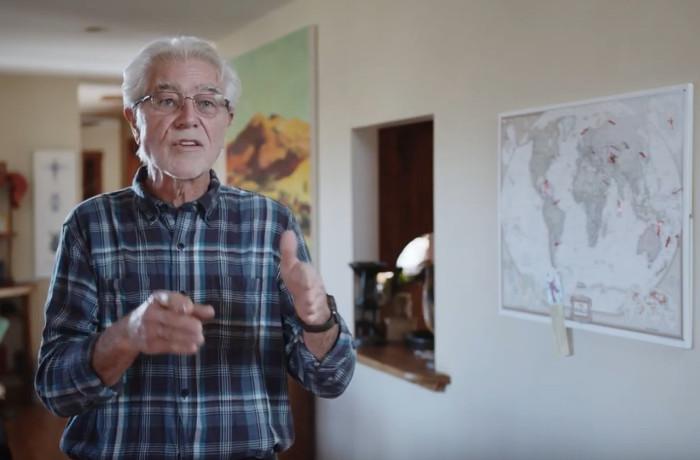 Hans Rudolf Herren, Träger des Welternährungspreises. Copyright: Bio-Stiftung Schweiz