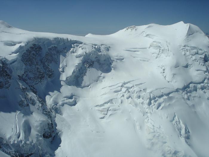 Schnee und Eis schmelzen weiter rasch, rasch ...
