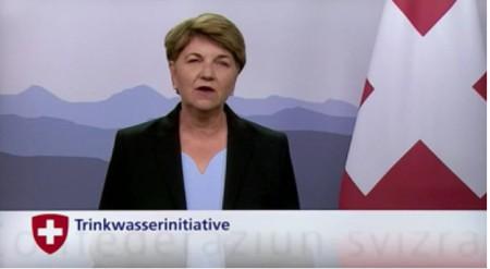 Bundesrätin Viola Amherd, Tagesschau SRF vom 20.5.21.