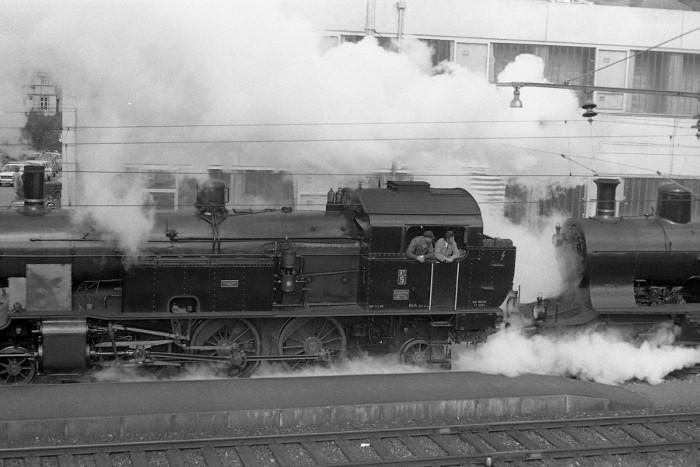 1972 – 125 Jahre Schweizer Bahnen, Dampflokifest in Degersheim SG